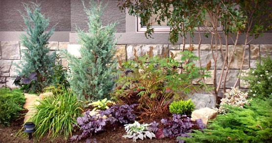 Beautiful Garden Design in Calgary and area